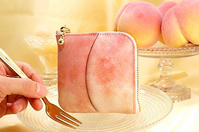 桃なコンパクト財布.jpg